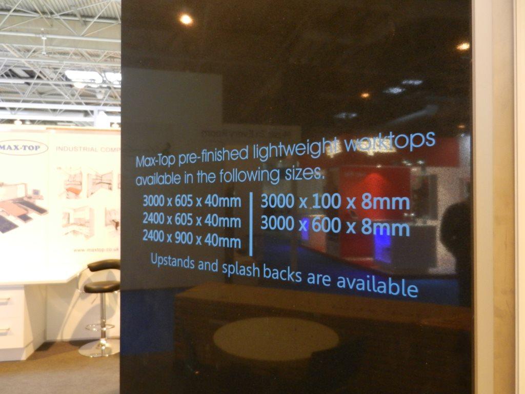 компания Max-Top на выставке kbb 2014 в Бирмингеме (Великобритания)